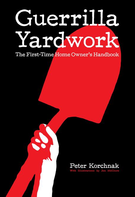 Cover of Guerrilla Yardwork