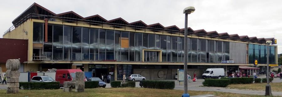 Trainstationspotting - Kosice train station