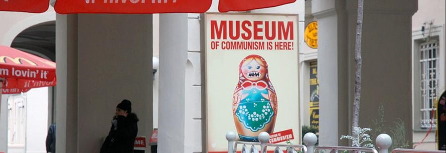 Prague Museum of Communism
